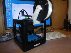 M3D: Bobby the Spool Holder