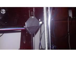 Reinforcement T corner for Tronxy P802MA