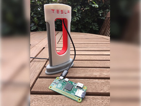 Tesla iPhone Supercharger: No Supports Required