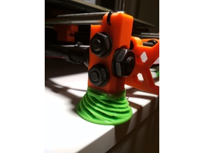 Antivibration element for Prusa i3 MK2S (active)