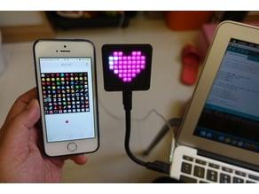 IoT Emoji Sign