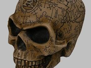 Alchemy Gothic™ :: Omega Skull