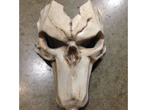 Death - Mask (Full Size/Wearable)