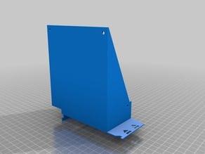 120mm PCI slot fan duct