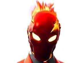 Inferno mask Fortnite