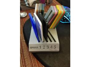 Filament Swatch Holder & MMU2 Display