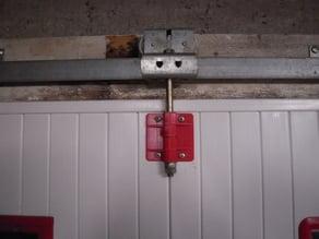 charnière porte de garage