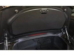 MX-5 2016 Trunk lid panel liner