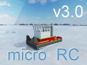 Scale RC micro tugboat Springer V3 by Maca-artwork