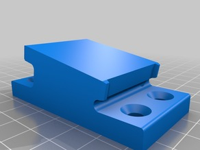 Prusa i3 MK3 spool wall mount / filament holder