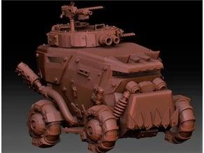 Orkz War Buggy