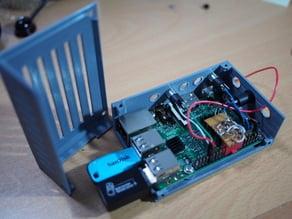 Raspberry Pi2 box for tinkerer