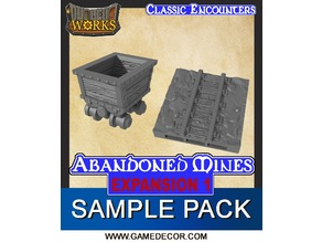 Abandoned Mines Exp 1 Sample Pack