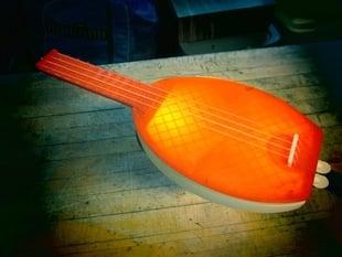 Lapulele - A headless ukulele
