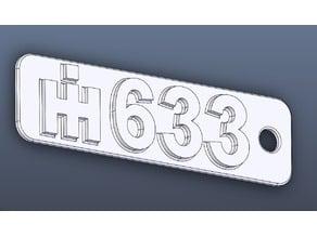 International Harvester 633