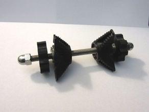 3D Printer Spool Hub / Holder