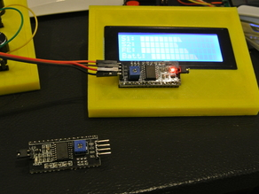LCD Lab Experiment Box