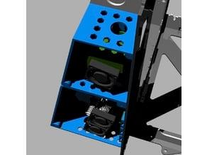 Tatara Steel Frame Electronics Case