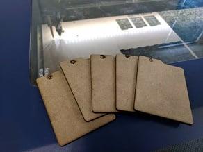 MTG Card Dividers