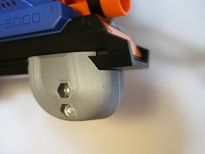 Nerf Artemis Pump Action Grip V2