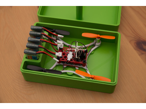 Micro 105 FPV Quadcopter Case