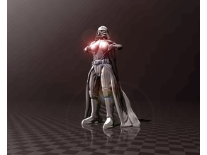 Darth Vader - Flashing