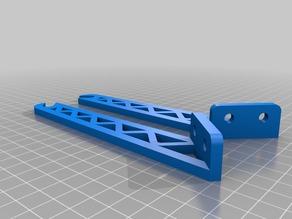 AM8 T-Slot Filament Holder 45°