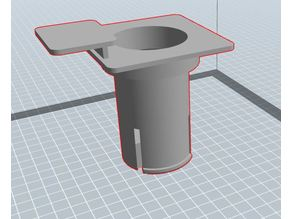 SPOOL HOLDER TO SUIT FLASHFORGE GUIDER 2S