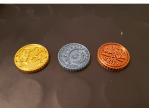 Generic Game Coins