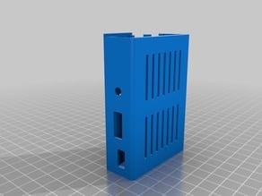 Raspberry Pi Sleeve Case with Camera Mount