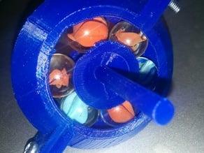 Marble ball bearing