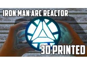 iron man arc reactor lamp