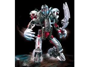 Bionicle Villians: Makuta, Bohrak, Rahkshi Lerahk