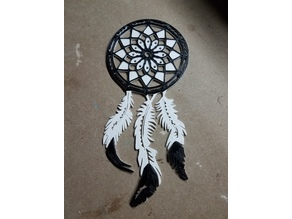 Dream Catcher (3 Feathers)