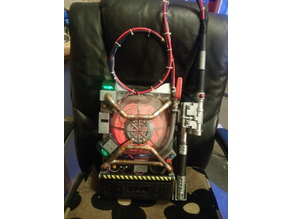 Simplified 2016 Proton Pack