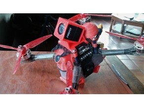 Support camera Firefly micro pour Bfight 210