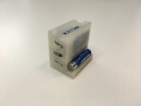 Advanced Battery Dispenser (AAA Version)