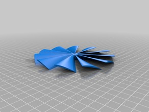 Propeller for Ducted Fan (Parametric)