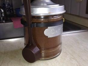Supporto cucchiaio caffè