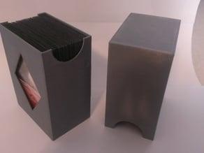 Card Box CCG Magic - Customizable