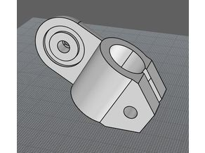 VR Gunstock Front Grip Mount