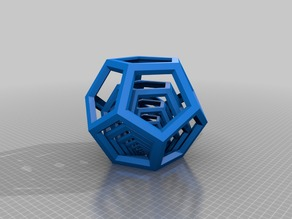 Nested Dodecahedrons