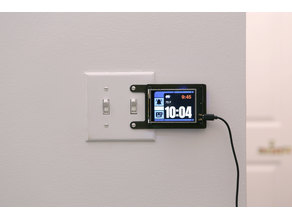 PyPortal Wall Mount
