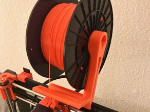 Spool Holder for Original Prusa i3 MK2 / MK2S