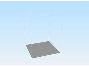 Bed level test for Folger Tech FT-5