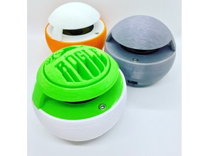 360° Bluetooth Portable Speaker