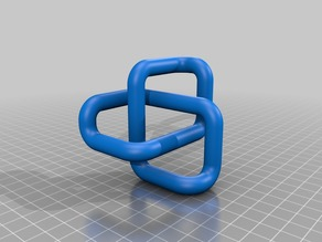 Round Trefoil Knot