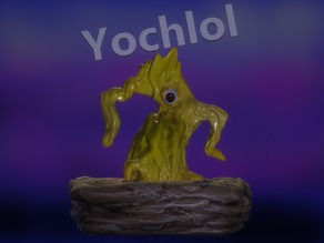 Yochlol by Hyena Lobster