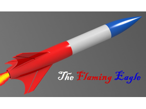 Two-Stage Model Rocket