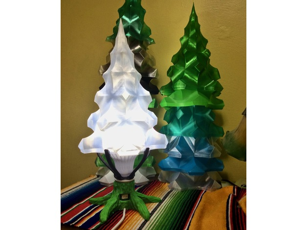Origami Quick and Easy Christmas Tree   472x628